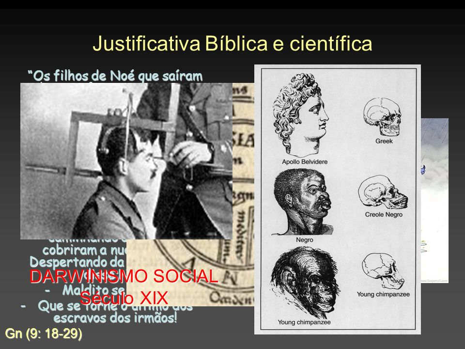 Justificativa Bíblica e científica