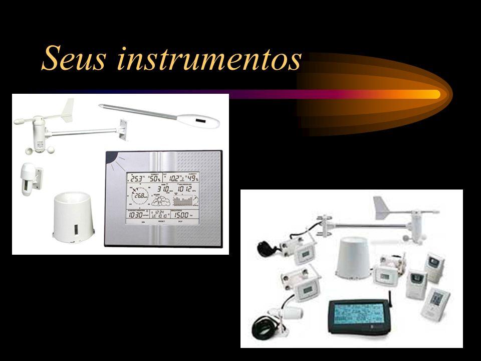 Seus instrumentos