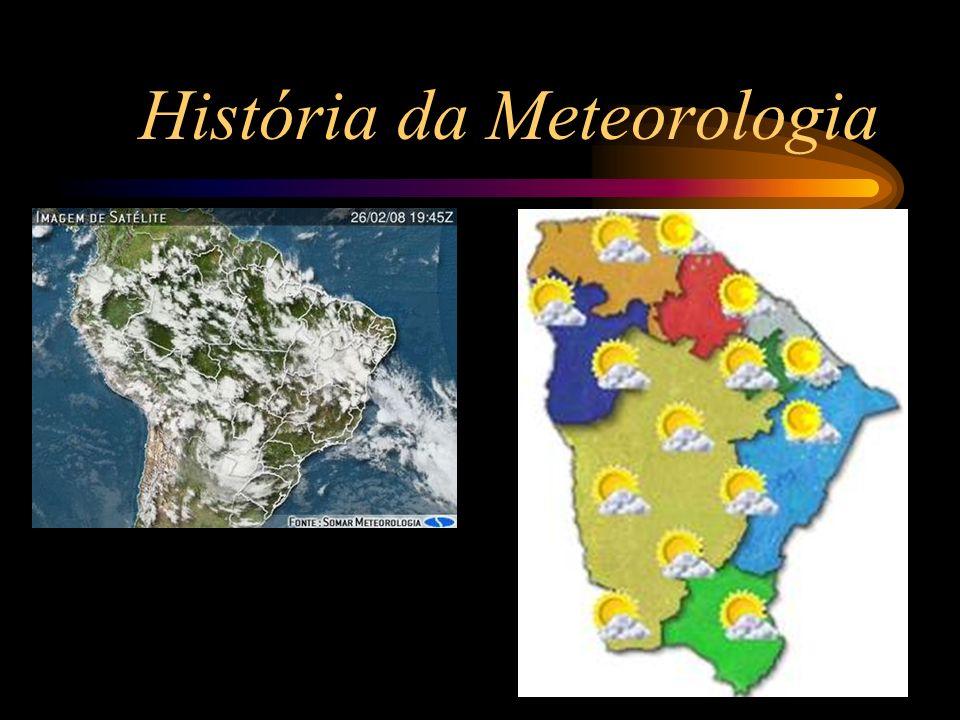 História da Meteorologia