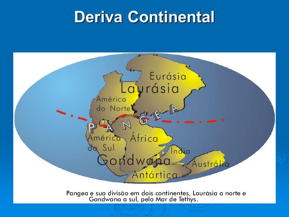 Deriva Continental 18