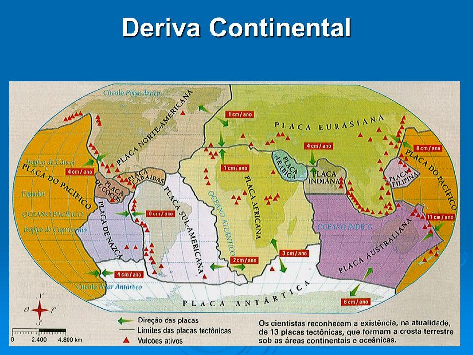 Deriva Continental 19