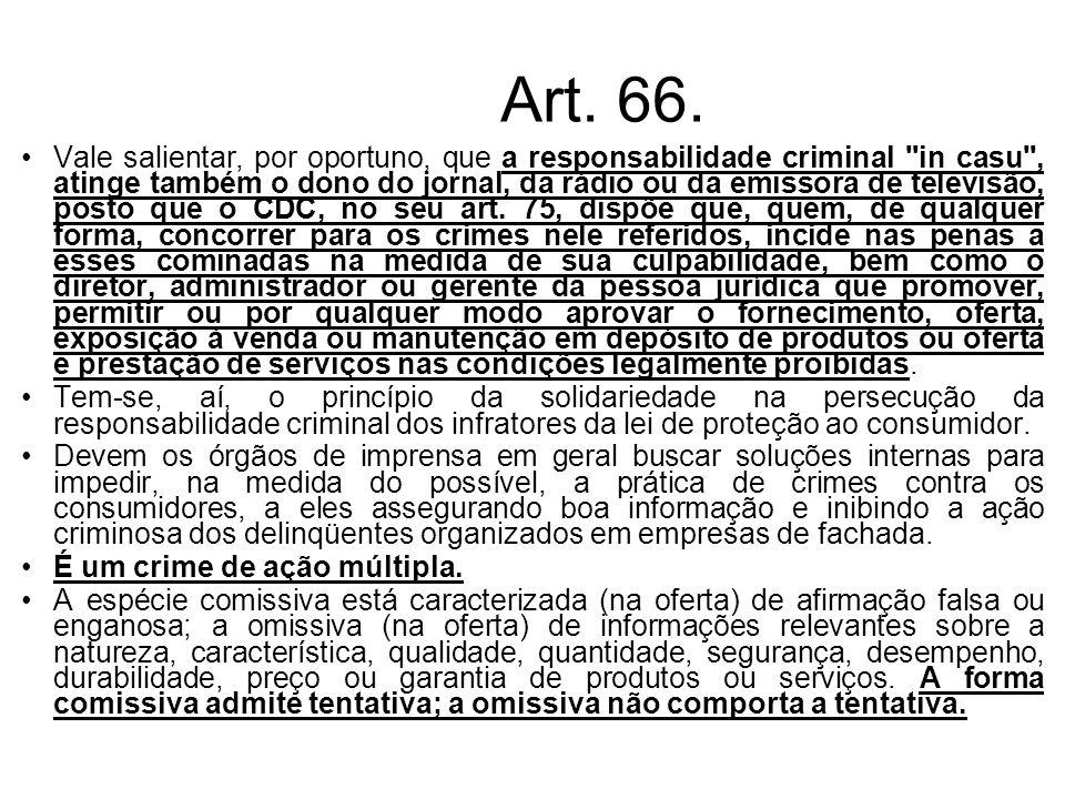 Art. 66.