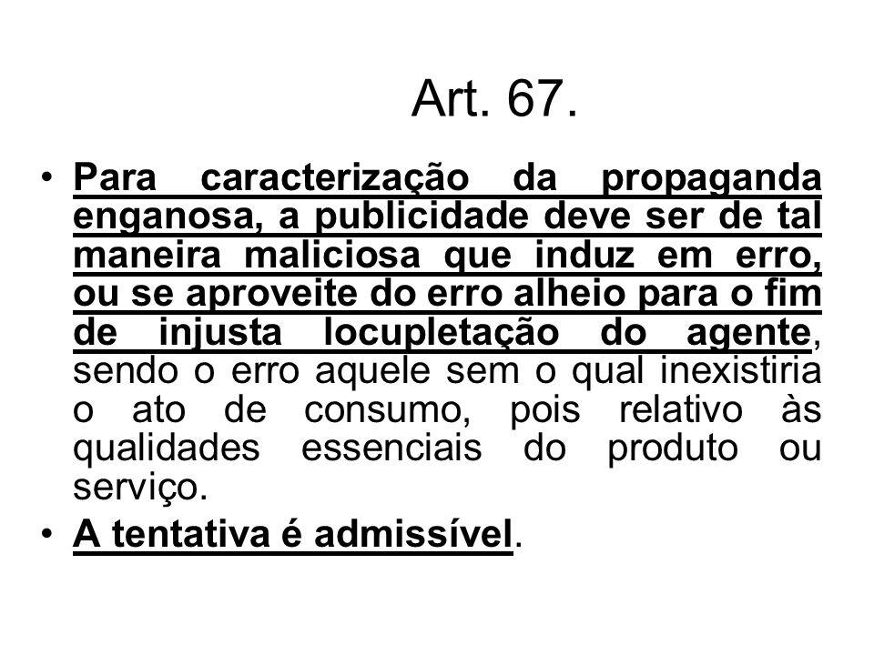 Art. 67.
