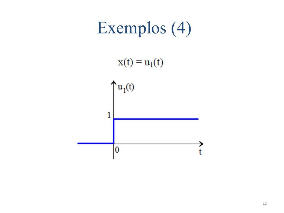 Exemplos (4)