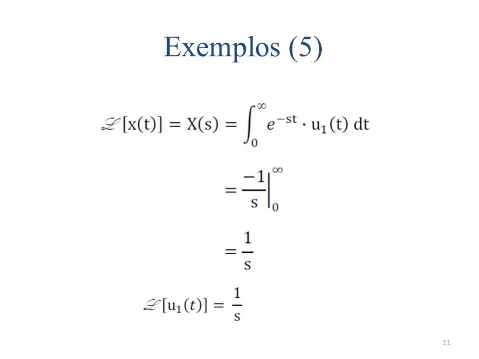 Exemplos (5)