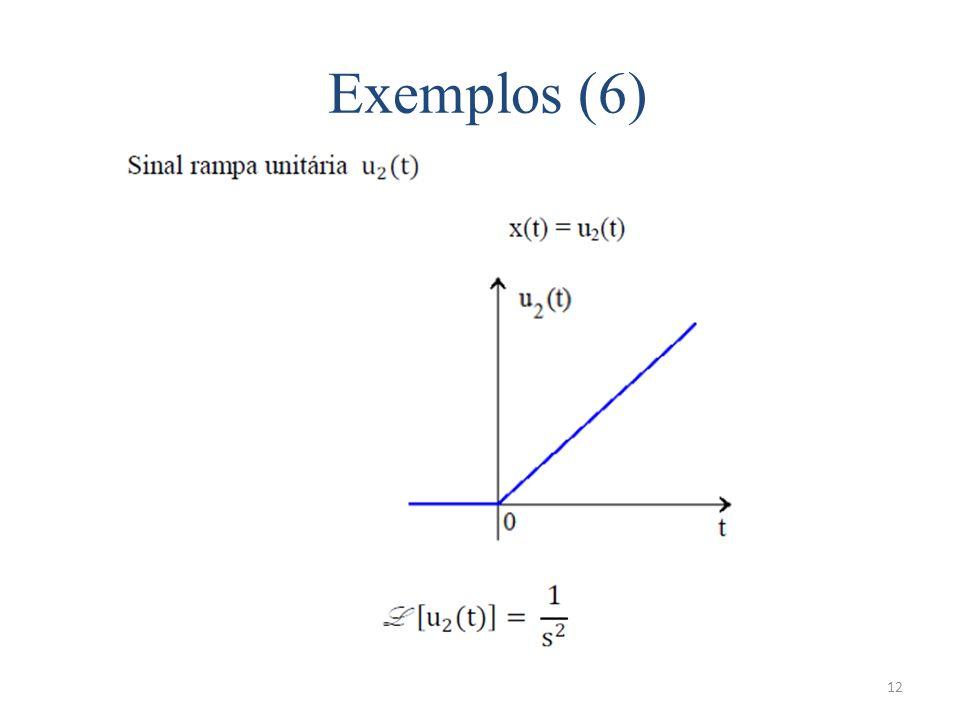 Exemplos (6)
