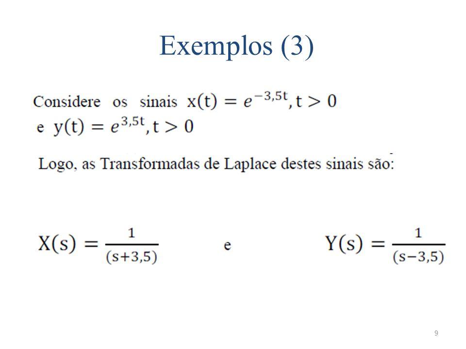 Exemplos (3)
