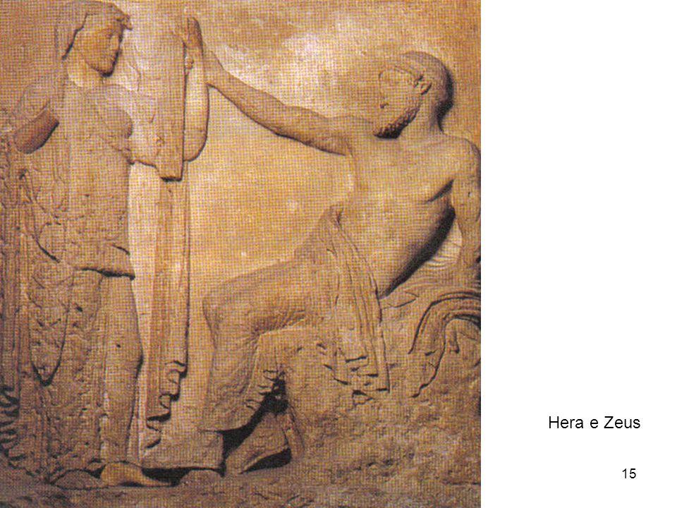 Hera e Zeus