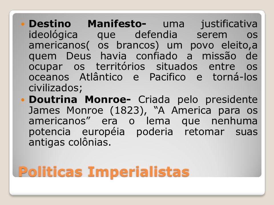 Politicas Imperialistas