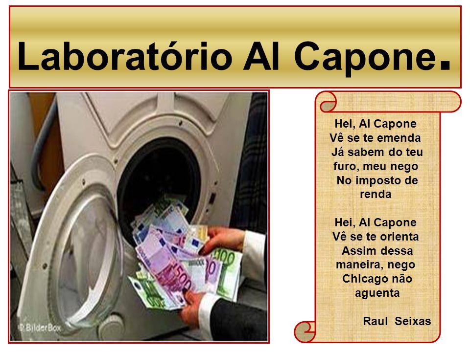 Laboratório Al Capone.