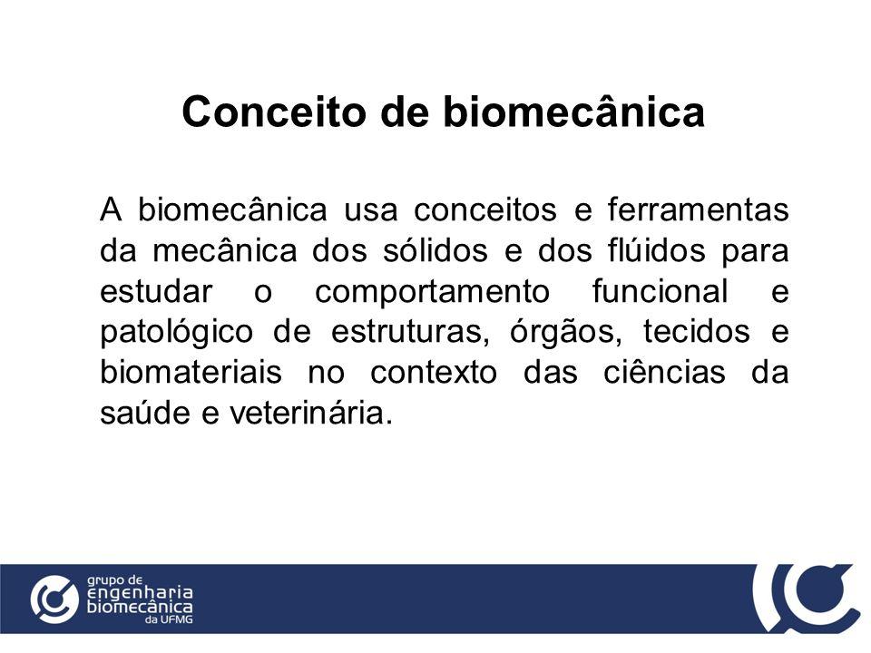 Conceito de biomecânica