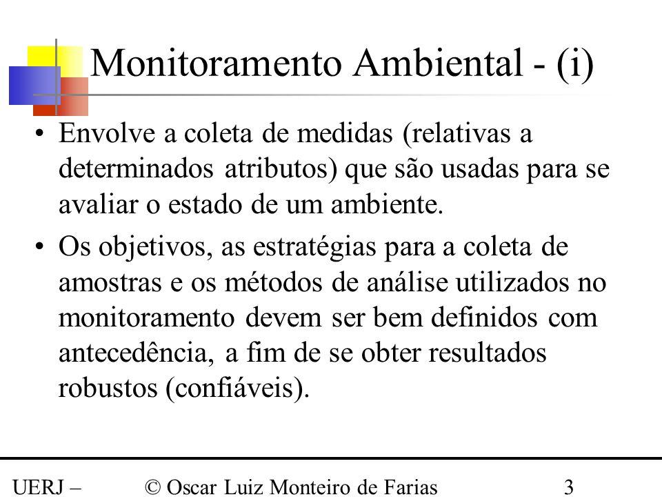Monitoramento Ambiental - (i)