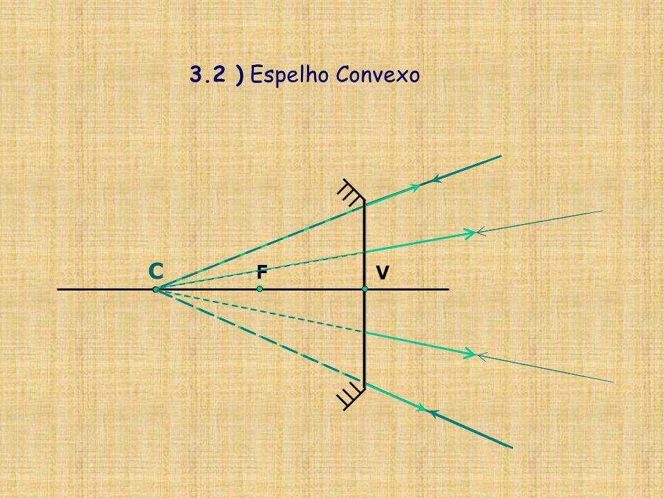 3.2 ) Espelho Convexo C V F