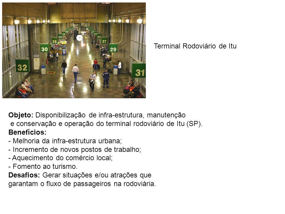Terminal Rodoviário de Itu