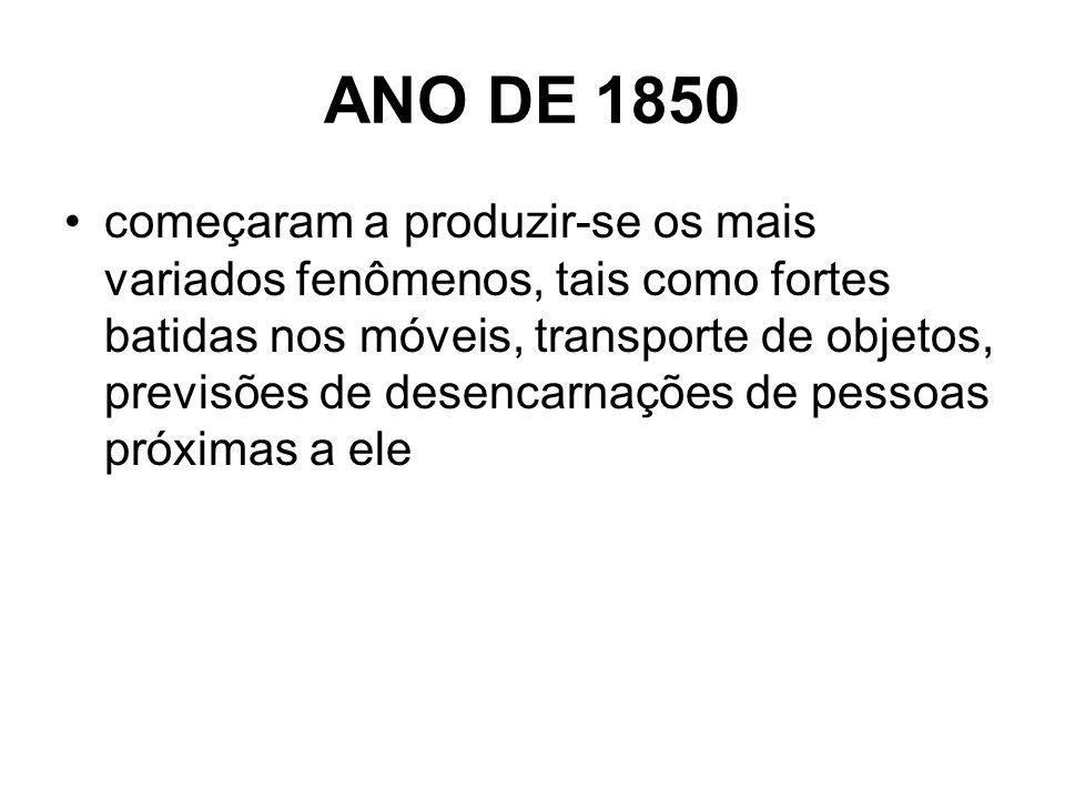 ANO DE 1850