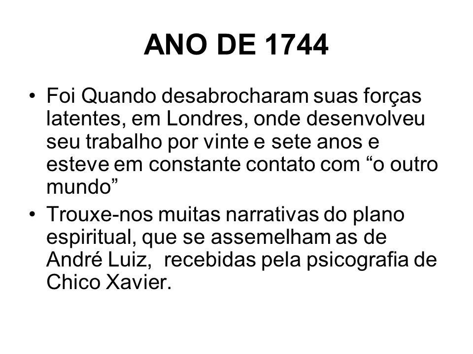 ANO DE 1744