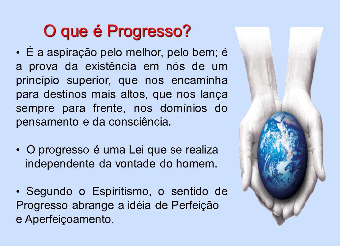 O que é Progresso