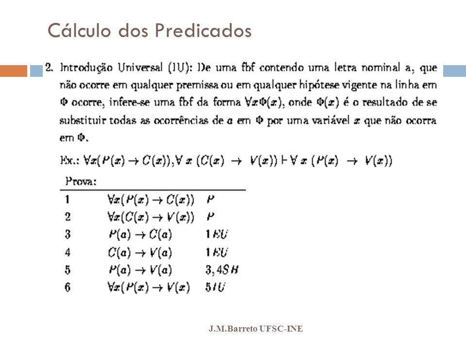 Cálculo dos Predicados