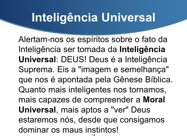 Inteligência Universal