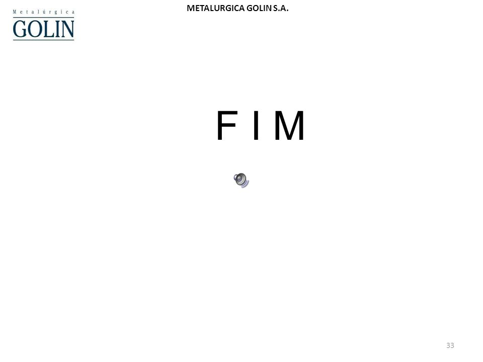METALURGICA GOLIN S.A. 24/03/2017 F I M