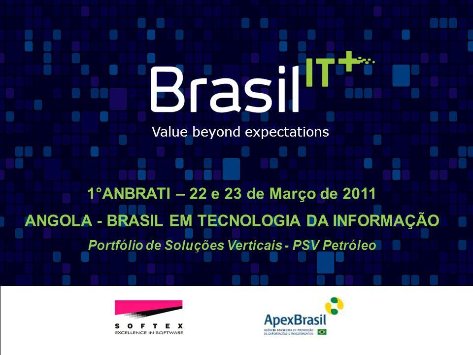 ANGOLA - BRASIL EM TECNOLOGIA DA INFORMAÇÃO