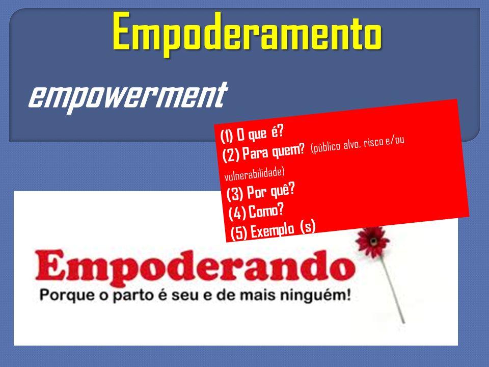 Empoderamento empowerment (1) O que é