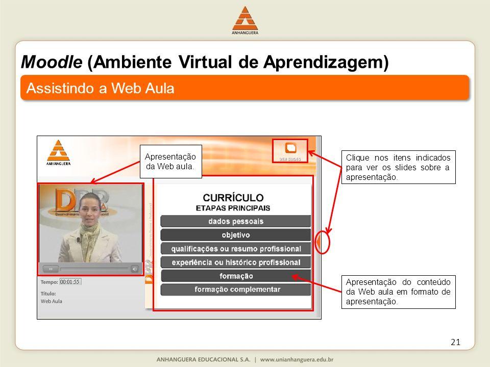 Apresentação da Web aula.