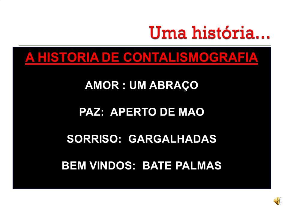 A HISTORIA DE CONTALISMOGRAFIA BEM VINDOS: BATE PALMAS