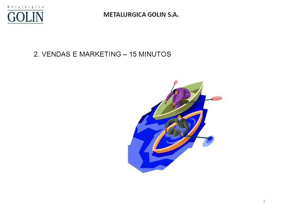 2. VENDAS E MARKETING – 15 MINUTOS