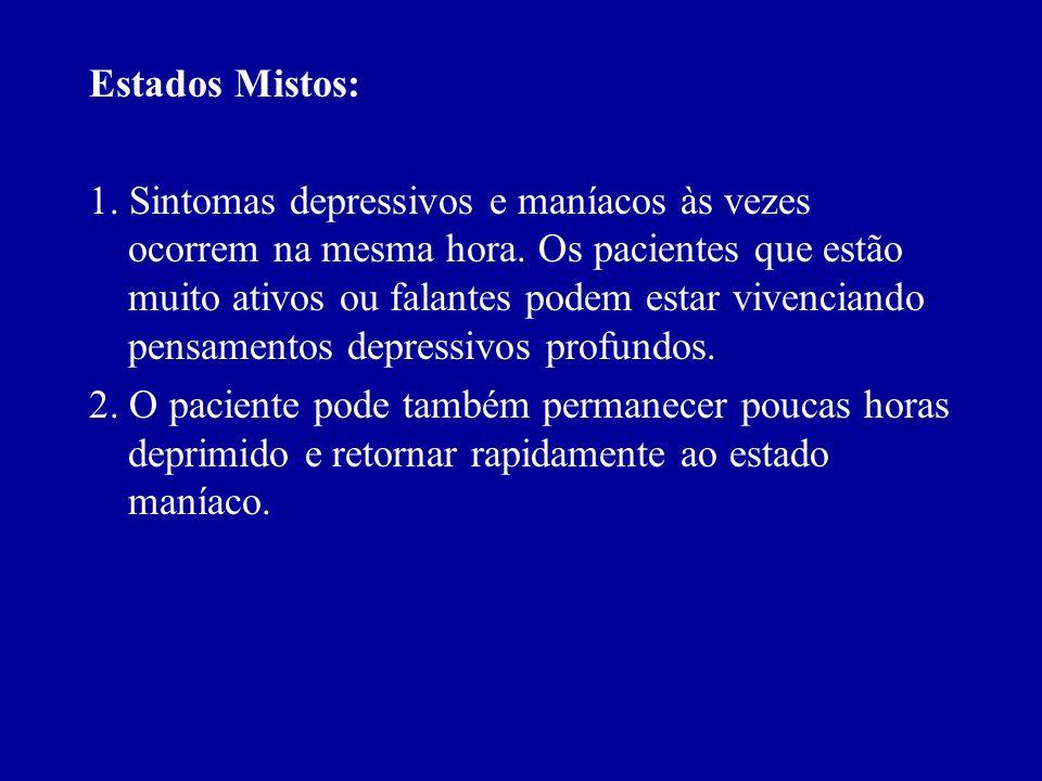 Estados Mistos: