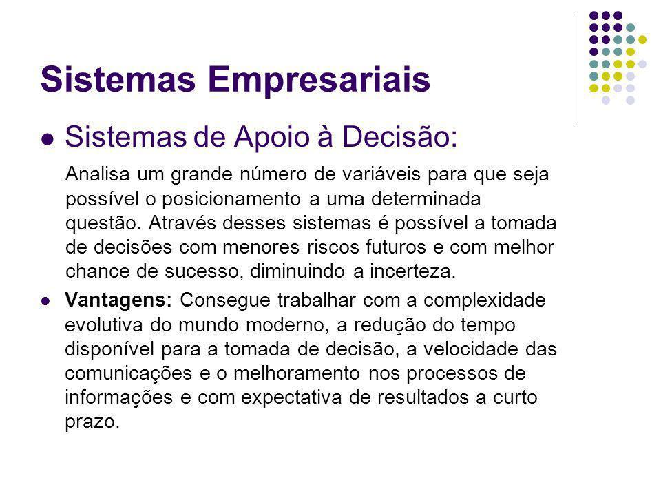 Sistemas Empresariais