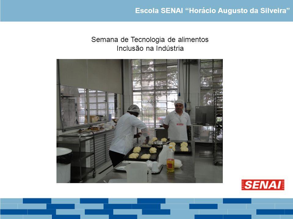 Semana de Tecnologia de alimentos