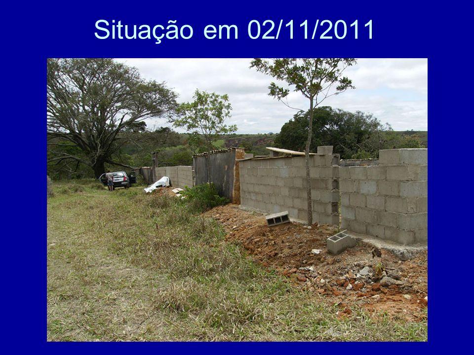 Situação em 02/11/2011