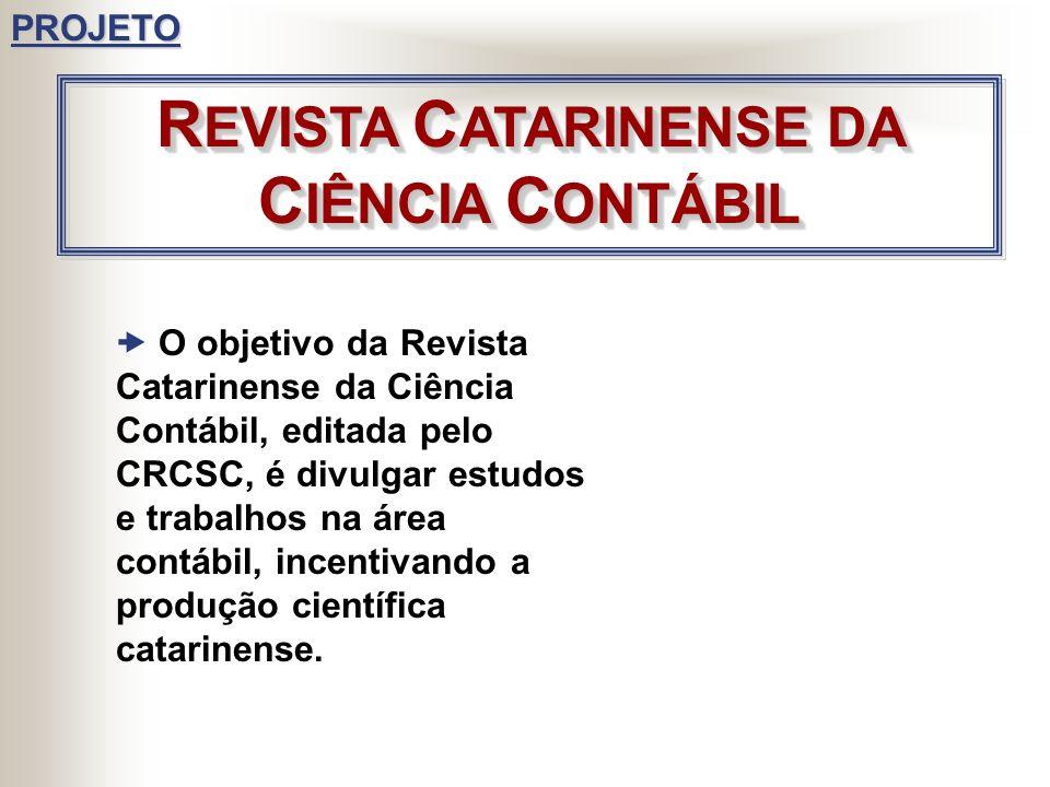 REVISTA CATARINENSE DA CIÊNCIA CONTÁBIL