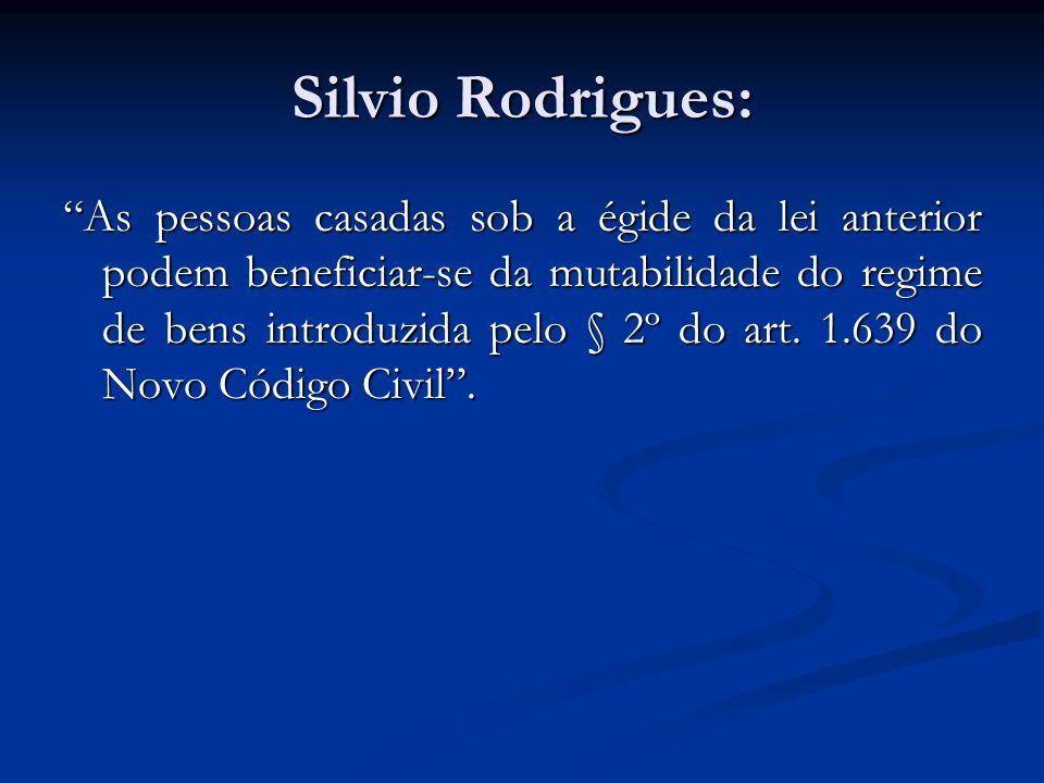 Silvio Rodrigues: