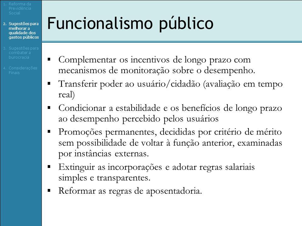 Funcionalismo público