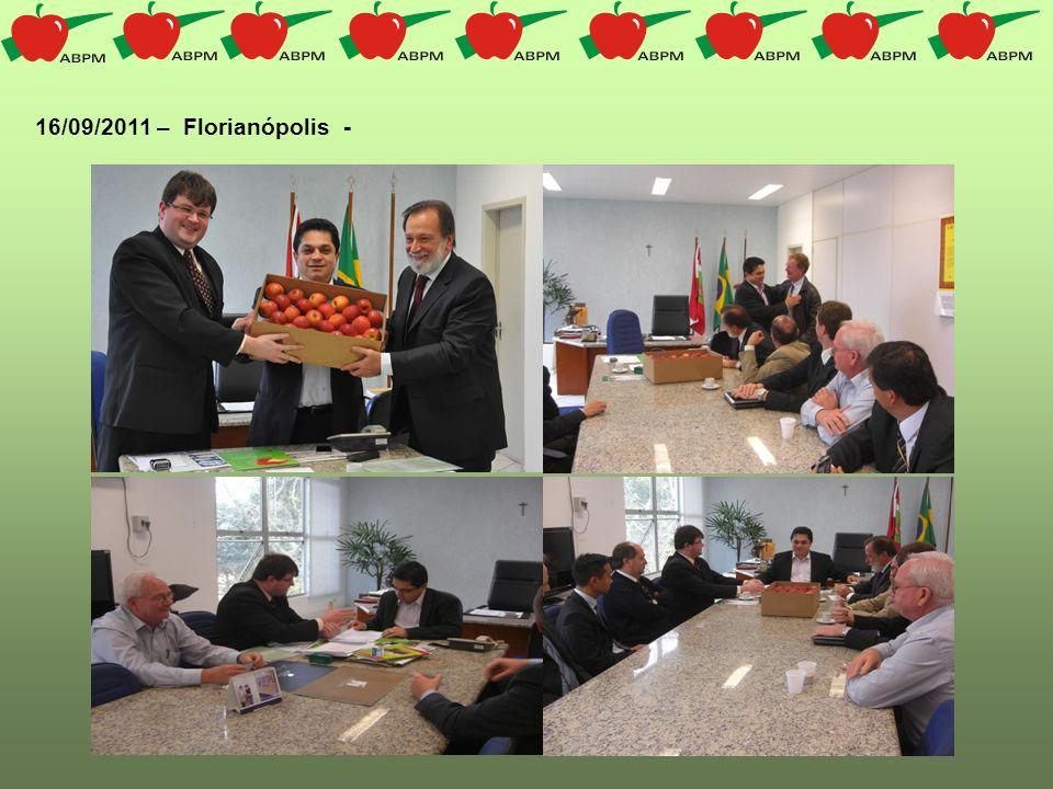 16/09/2011 – Florianópolis -