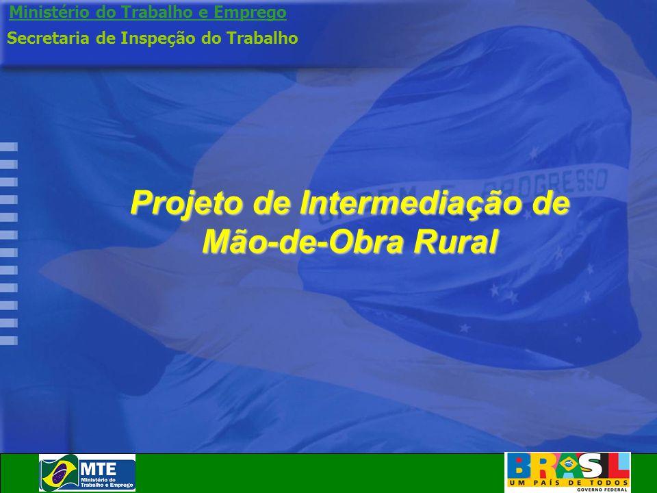 Projeto de Intermediação de Mão-de-Obra Rural