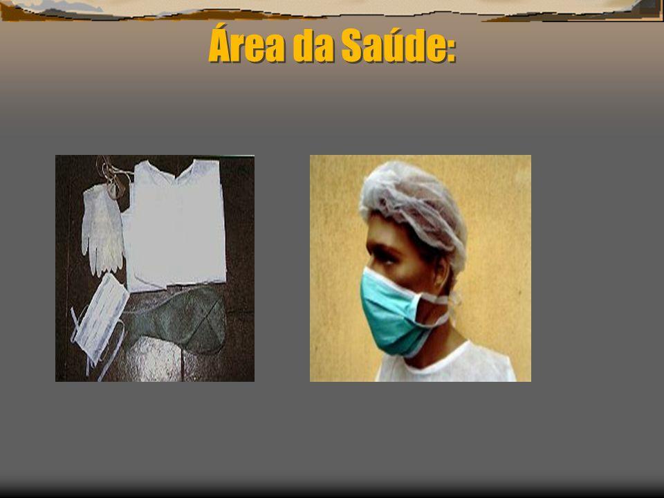 Área da Saúde: