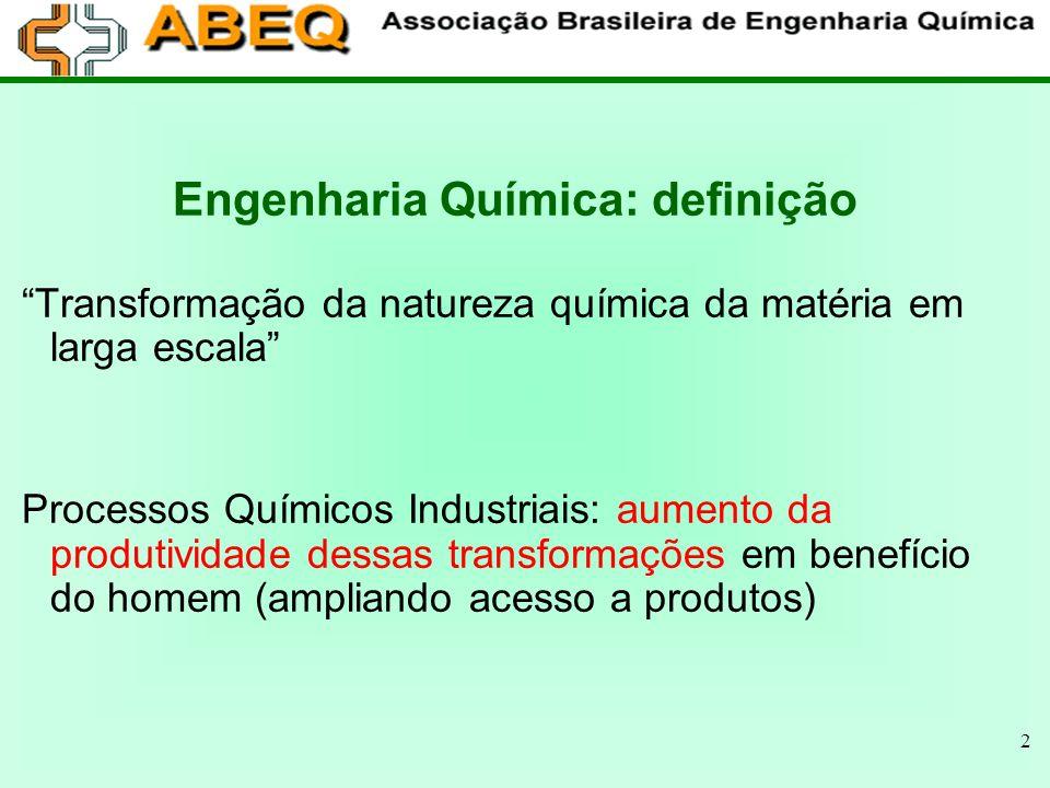 Engenharia Química: definição