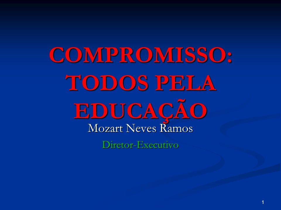 COMPROMISSO: TODOS PELA EDUCAÇÃO