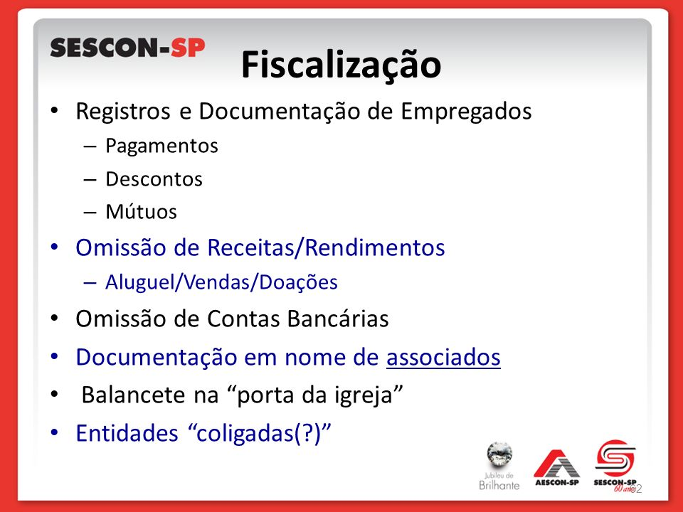Fiscalização Registros e Documentação de Empregados