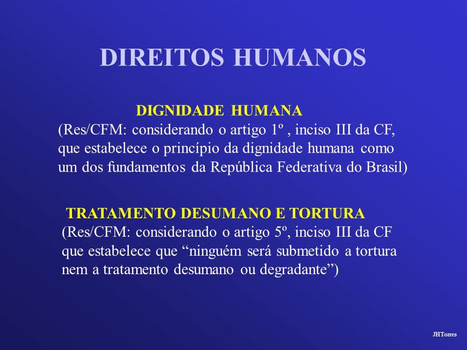 DIREITOS HUMANOS DIGNIDADE HUMANA