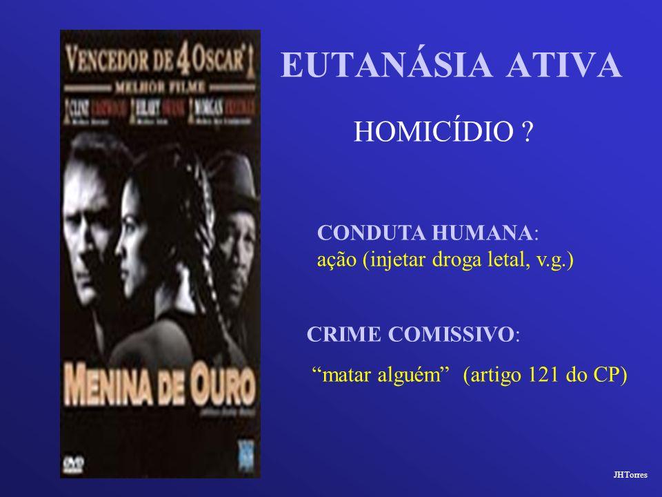 EUTANÁSIA ATIVA HOMICÍDIO