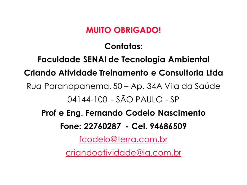 Faculdade SENAI de Tecnologia Ambiental