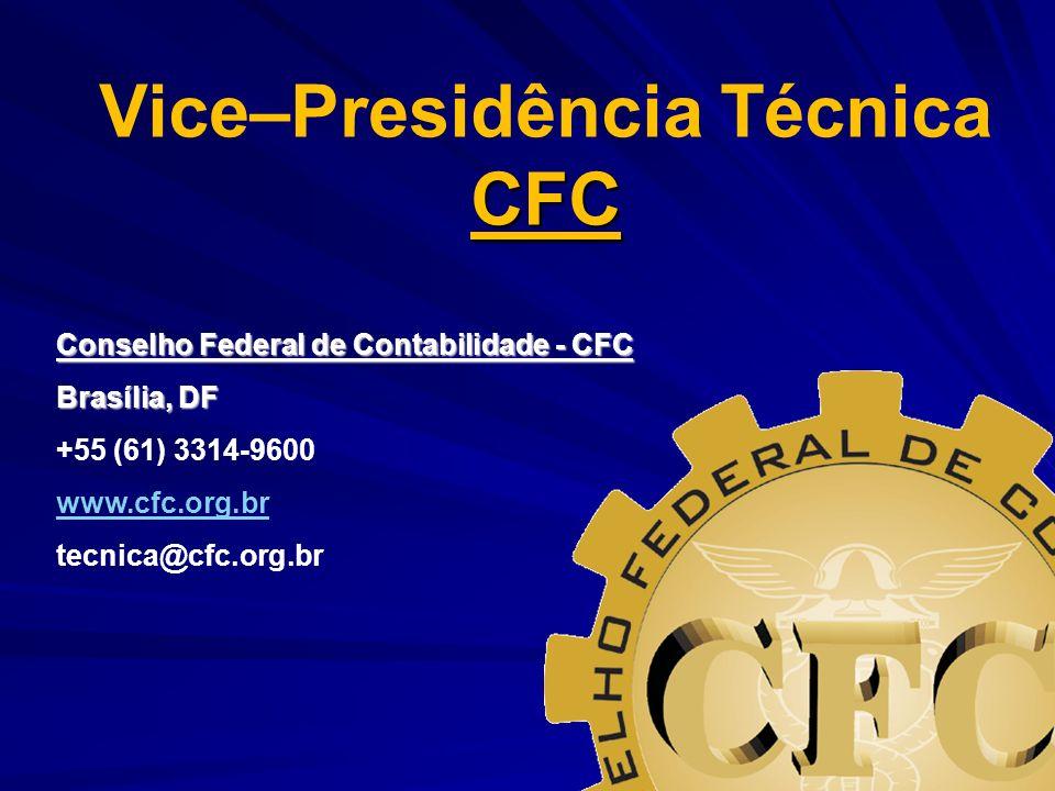 Vice–Presidência Técnica CFC