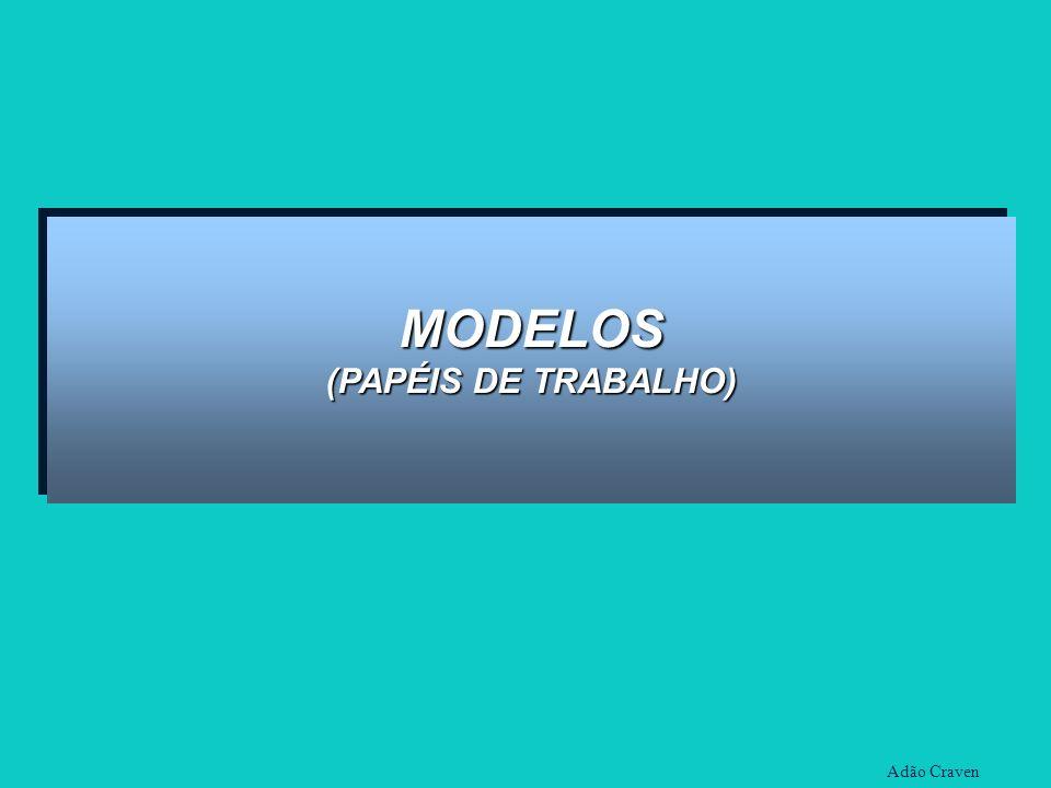 MODELOS (PAPÉIS DE TRABALHO) Adão Craven