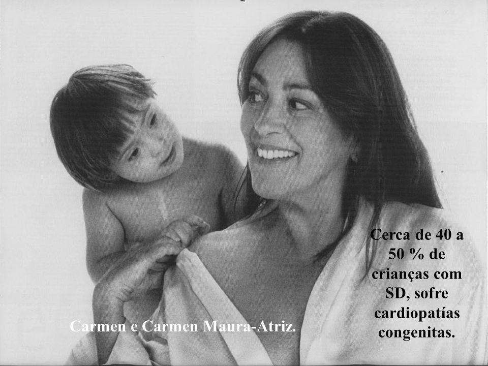 Carmen e Carmen Maura-Atriz.