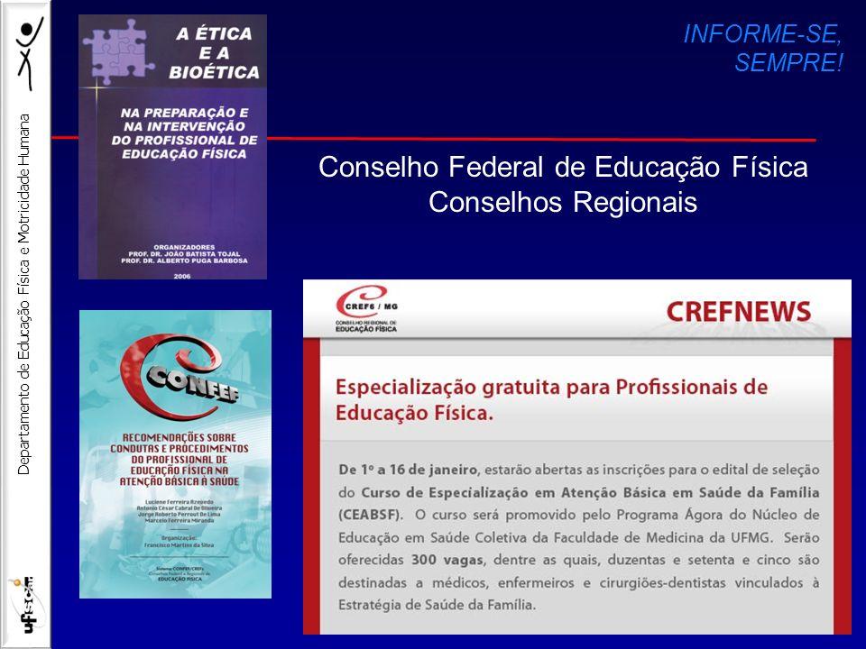 Conselho Federal de Educação Física