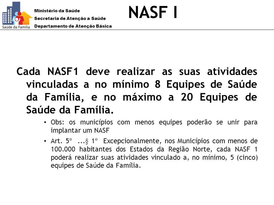 NASF I
